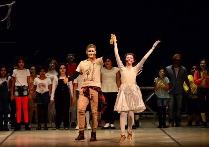 Liceu Claudio Santoro abre audições para o Balé Jovem e curso de Teatro Musical, nesta quarta-feira (14/7)