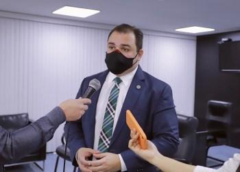 PL de Roberto Cidade garante troca gratuita de hidrômetro furtado