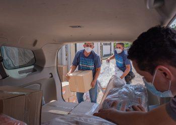 Coca-Cola Brasil e Unidos pela Vacina iniciam doaçõespara o interior