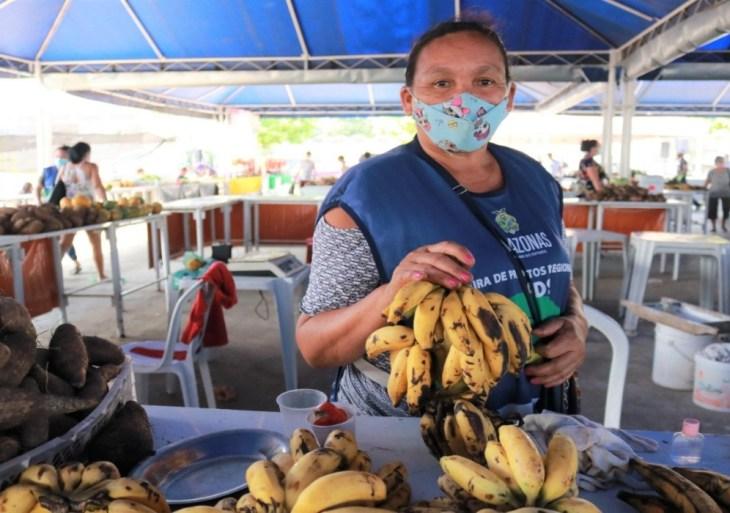 Feira da ADS do Cassam é transferida para o Centro Cultural Povos da Amazônia