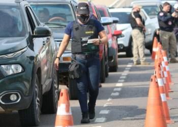 Operação Cidade mais Segura apreendeu drogas, armas de fogo e efetuou seis prisões na Compensa