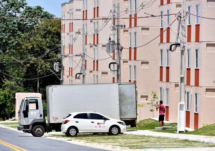 Menos de um mês após inaugurado, Cidadão Manauara 2 tem 66% de ocupação por famílias que realizaram sonho da casa própria