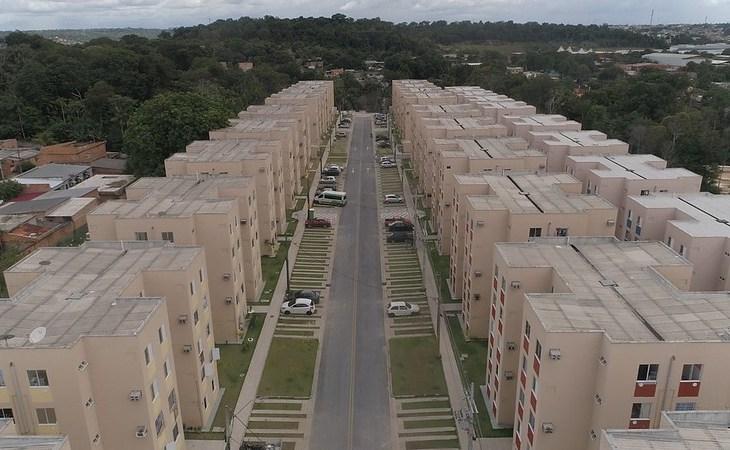 Residencial Cidadão Manauara2já tem mais de 280 famílias que completaram a mudança