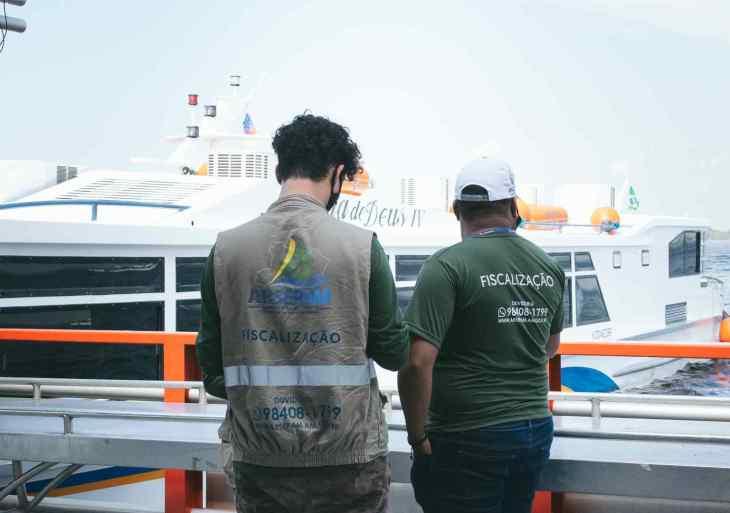 Postos de fiscalização do transporte intermunicipal de passageiros serão ampliados e revitalizados no Amazonas