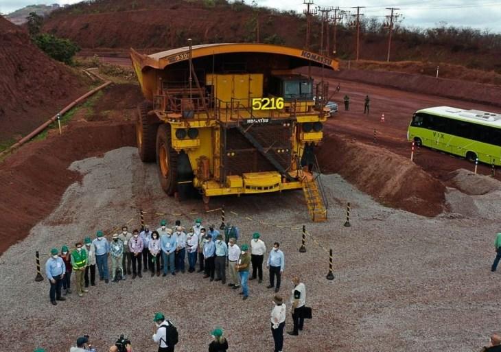 Vice-presidente visita a Amazônia na companhia de embaixadores