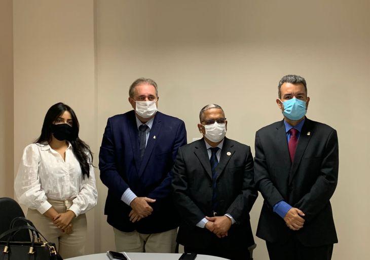 Peixoto participa de reunião da Comissão de Água e Saneamento que discutiu a Taxa de Esgoto e cobrança da Tarifa Social