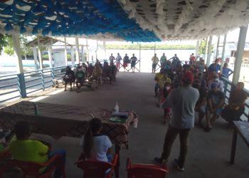 Peixoto promove reunião entre Comunidades Ribeirinhas e a Amazonas Energia