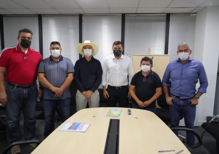 Deputado destina emenda parlamentar de R$450 mil a São Sebastião do Uatumã