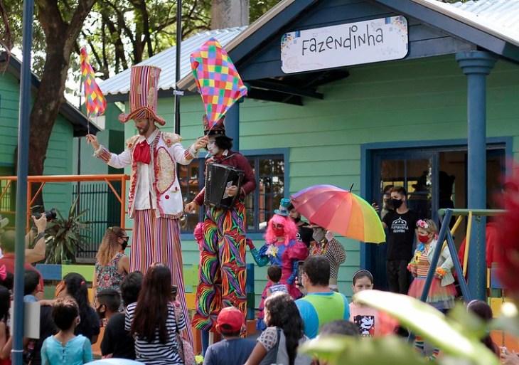 Parque Cidadeda Criança reabre totalmente revitalizado pela Prefeitura de Manaus