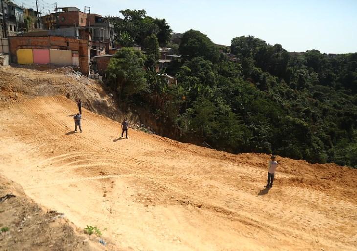 Prefeitura vai intensificar fiscalizações para impedir o surgimento de novas ocupações irregulares