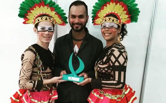 Do Amazonas para o Brasil: 'Arte Sem Fronteiras' alcança o pódio do Festival de Dança de Joinville