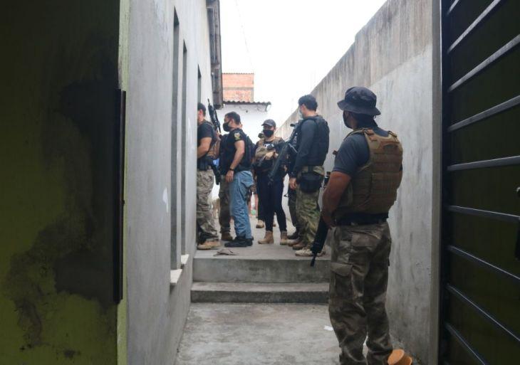 SSP-AM deflagra operação Cidade mais Segura na zona leste de Manaus