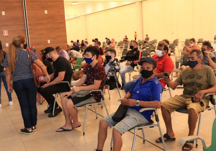 'Vacina Premiada': amazonenses comemoram oportunidade de assistir Seleção Brasileira na Arena da Amazônia