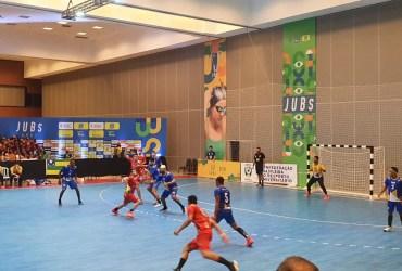 Futsal e handebol do Amazonas garantem o mais alto lugar do pódio nos Jogos Universitários Brasileiros