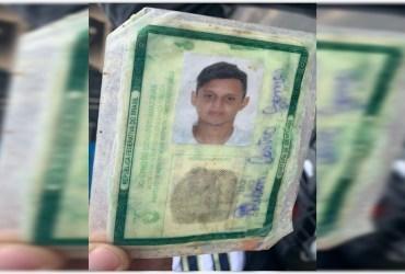 Córrego: Corpo de jovem é encontrado enrolado em tapetes no Tarumã