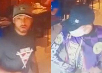 PC-AM solicita colaboração na divulgação da imagem de dupla procurada por roubo a restaurante