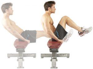 abdominal sentado banco 2