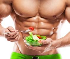 Dieta Para Ganhar Massa Muscular e Perder Gordura Localizada