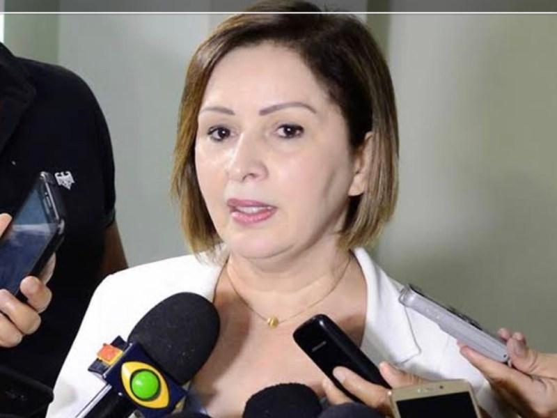 """""""Essa conversa com Jorge Viana sobre mudança de partido nunca existiu"""", diz Socorro Neri"""