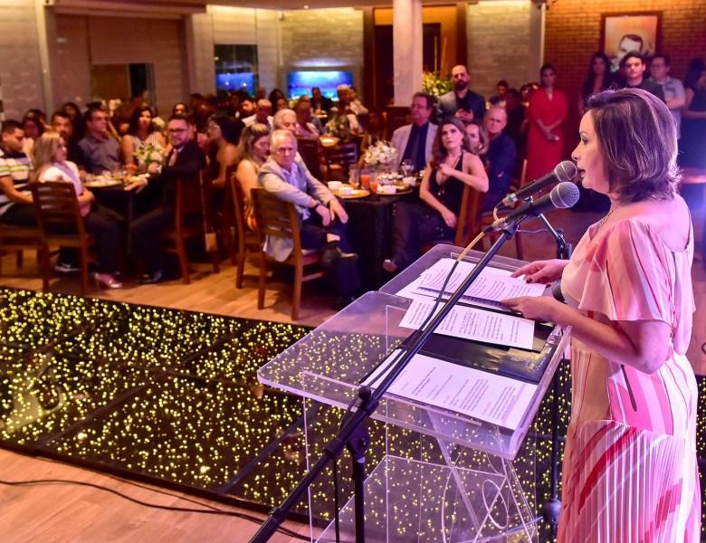 Socorro Neri premia as melhores reportagens com o Prêmio Jorge Said de Comunicação