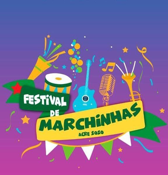 Estão abertas as inscrições para o 1º Festival de Marchinhas do Acre