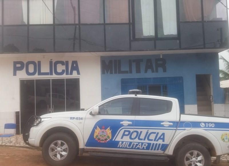 Aluguel da PM em Porto Walter é pago pelo prefeito com requisição para proprietário fazer feira no supermercado