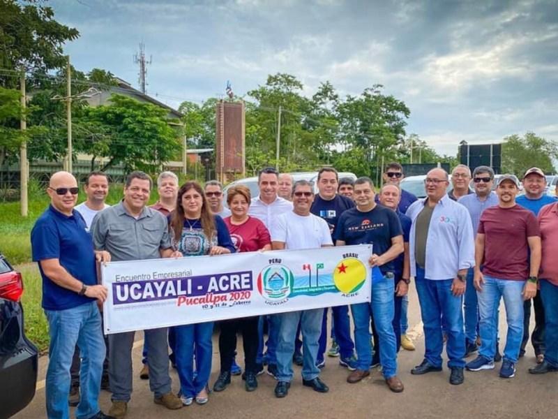 De concreto, viagem a Ucayali revela a integração entre Wherles Rocha e acusados da G7
