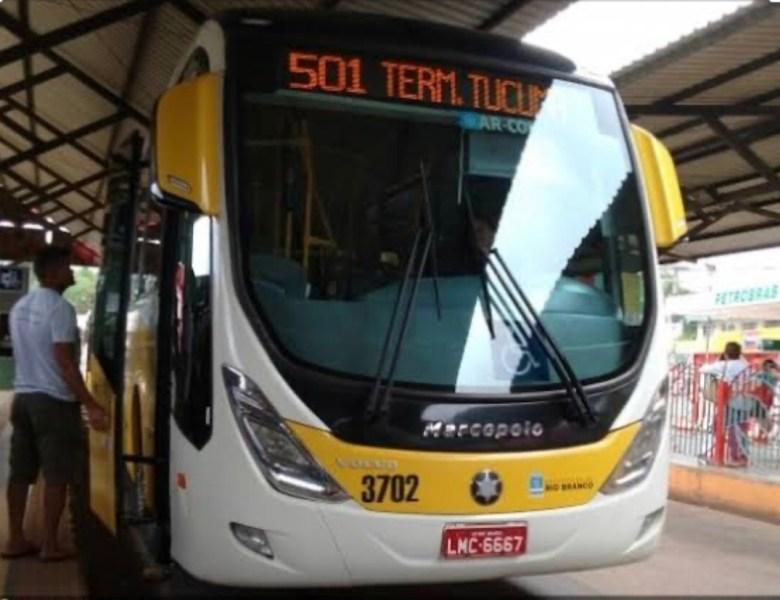 Promotoria do Consumidor emite nota sobre paralisação parcial do transporte público em Rio Branco