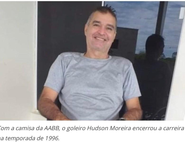 Hudson: goleiro pede ajuda para defender a vida contra diabetes