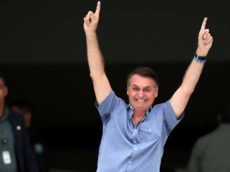 Jair Bolsonaro perdeu o pudor