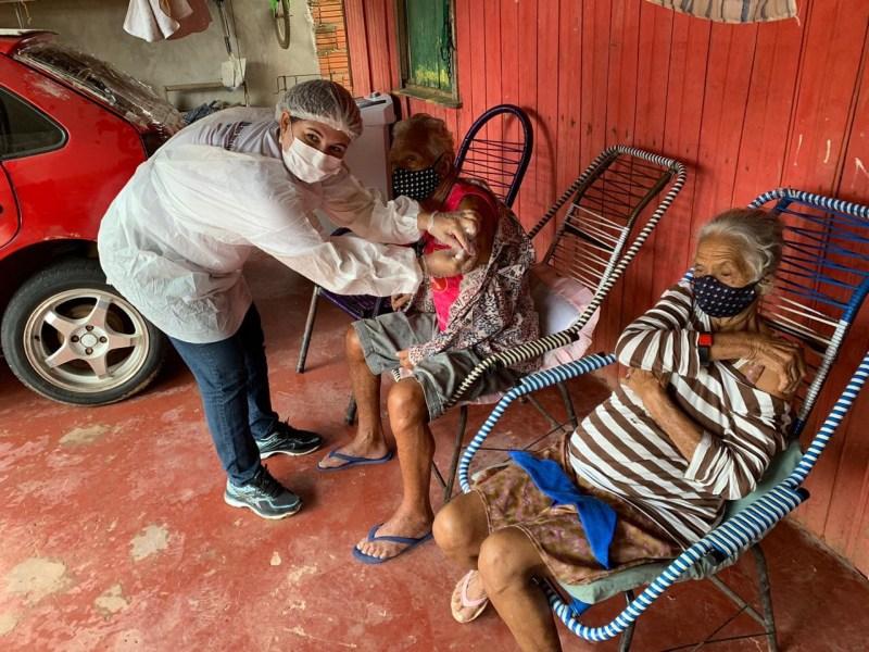 Prefeitura de Rio Branco inicia 3ª fase de vacinação contra Influenza nesta segunda-feira