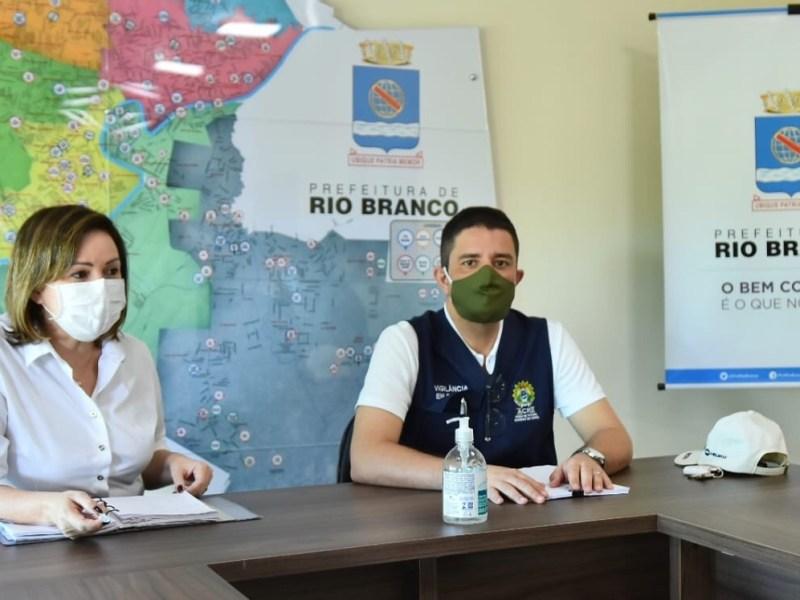 Prefeitura de Rio Branco e governo do Estado vão endurecer medidas para enfrentar o coronavírus
