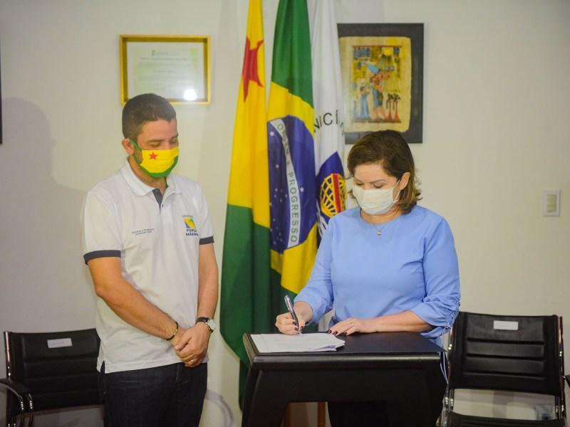 Prefeitura e governo anunciam decreto de rodízio de veículos em Rio Branco