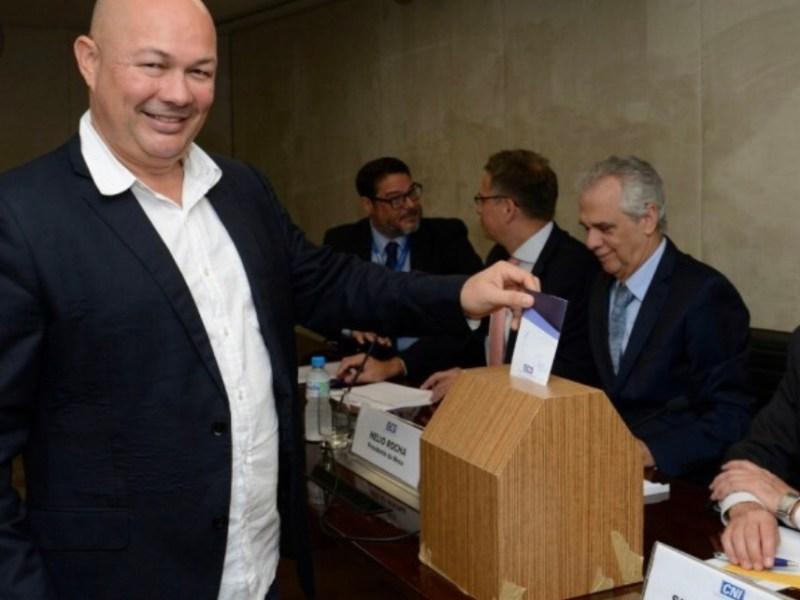 José Adriano ganha mais uma na Justiça, que confirma legitimidade da eleição na Fieac