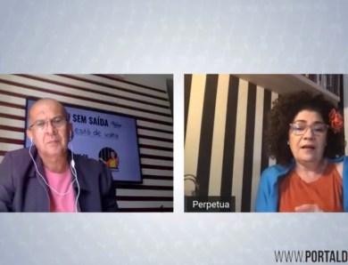 No Beco sem Saída, deputada Perpétua Almeida fala sobre a política nacional e do Acre