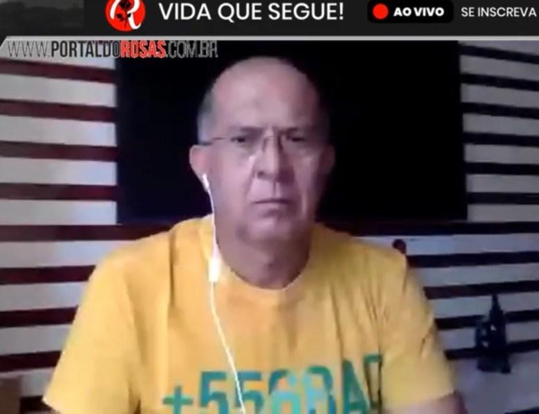 Vida que Segue: Leonildo Rosas comenta sobre apoio do governador à prefeita de Rio Branco