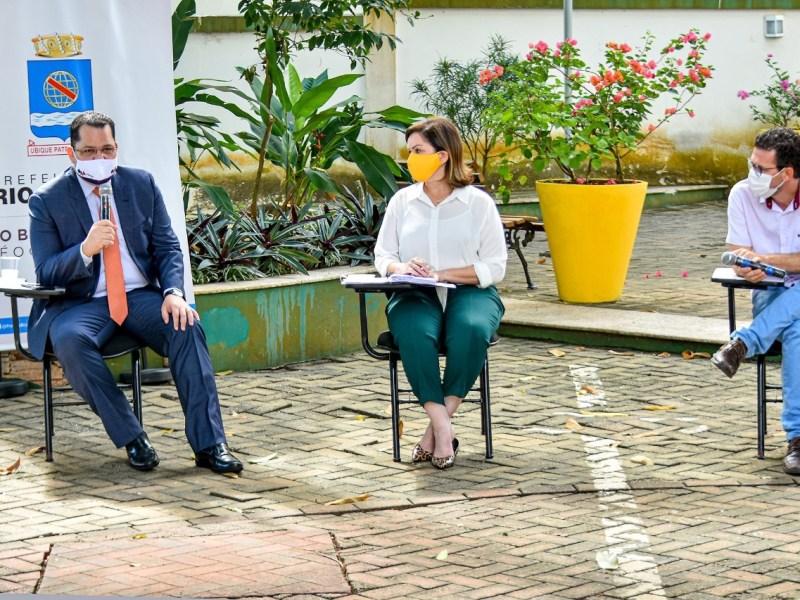 Socorro Neri inicia ciclo de conversas com categorias profissionais e conselhos de classe buscando a retomada de atividades suspensas