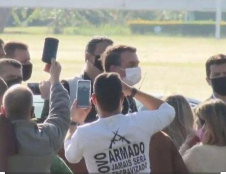 Entidades entram com ação contra o governo por ataques a jornalistas