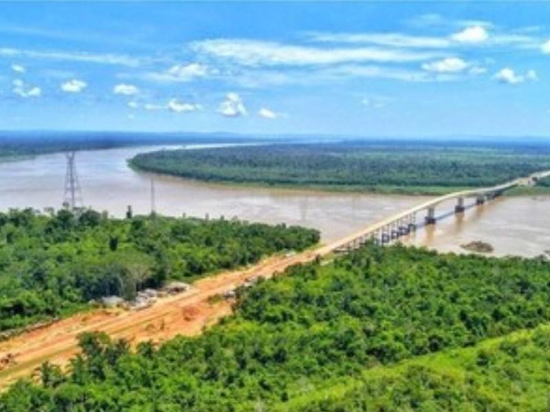 Dnit pretende dar tráfego na ponte do Rio Madeira até o fim do ano