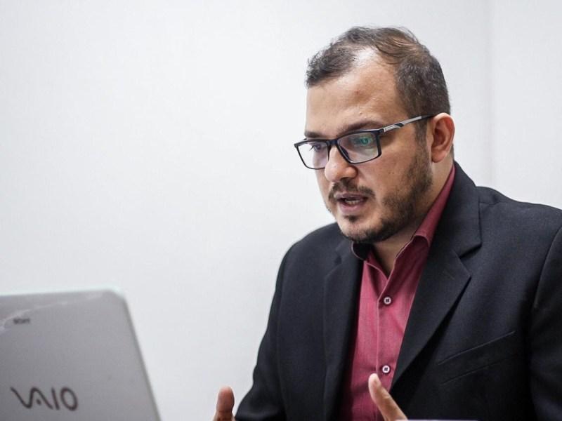 Rodrigo Forneck cobra investimentos na política de segurança alimentar de Rio Branco