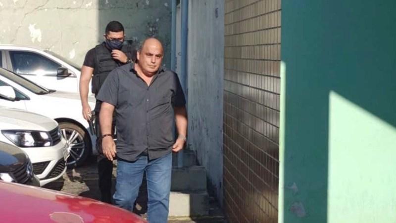 Portal do Rosas foi o primeiro a fazer  denúncia contra ex-presidente do Depasa preso nesta segunda-feira