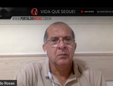 Beco sem Saída: Senador Petecão agradece ao médico Tião Viana por atendimento ao seu irmão