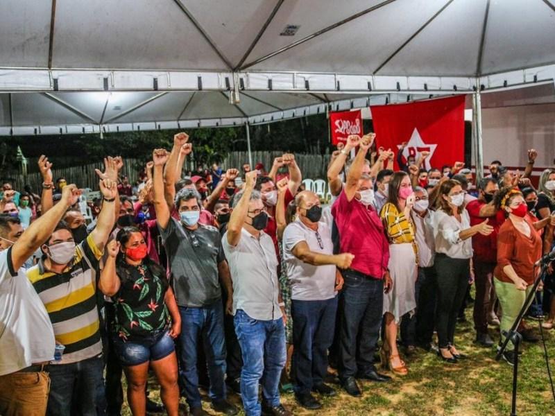 PT, PCdoB, PDT, PSD e Republicanos confirmam Isaac Lima e Ângela Valente à reeleição em Mâncio Lima