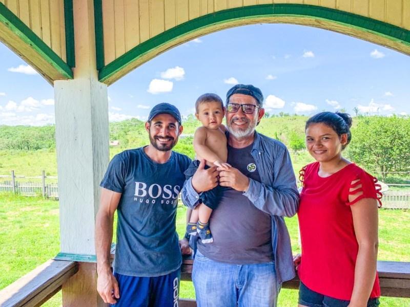 Em Tarauacá, Chagas Batista visita comunidades rurais do rio Muru
