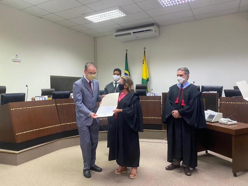 Léo do PT e Pedro Longo são diplomados no TRE