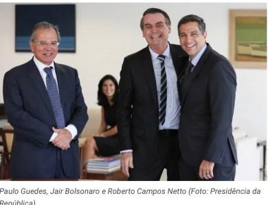 Presidente do Banco Central, Campos Neto confirma que devastação ambiental afugenta investidores