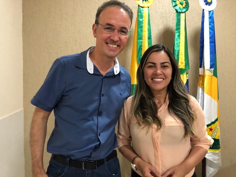 Leo de Brito visita municípios do Alto Acre e reafirma parcerias