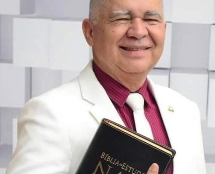 Líder da Assembleia de Deus, pastor Luiz Gonzaga é internado e entubado com Covid-19