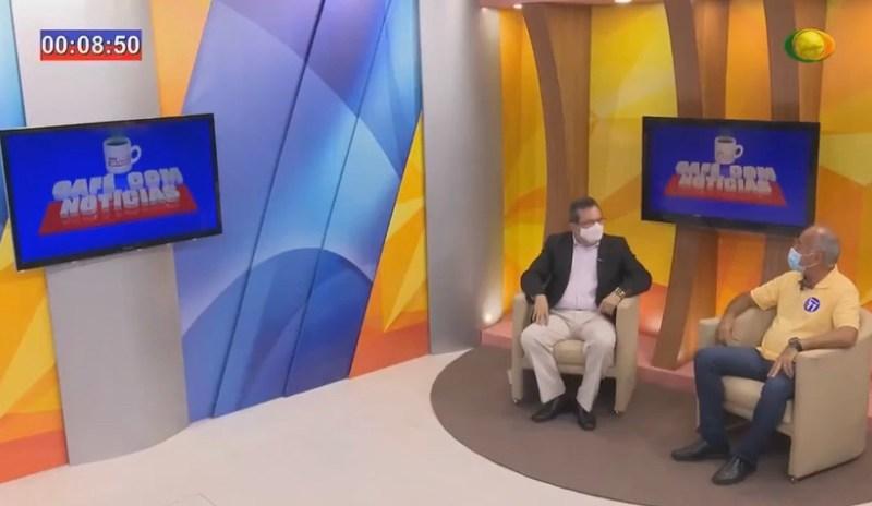 TV Espinhosa: Ao falar sobre aulas presenciais, Bocalom se mostra um poeta de boca fechada