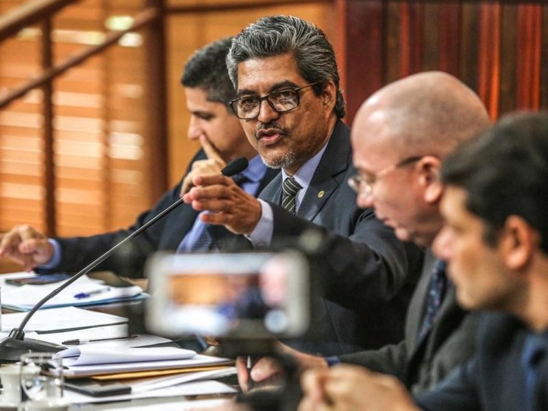 Edvaldo destaca aprovação do decreto de sua autoria que susta a atuação do Avancard